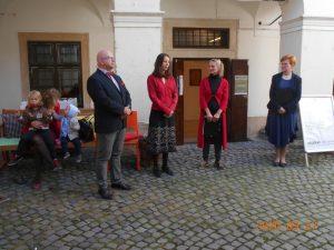 Lélekvirágok Kiállítás Sopronban megnyitó október 24 2020