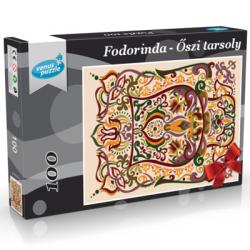 Tarsolyos puzzle a Fodorinda Őszi tarsoly című képéből
