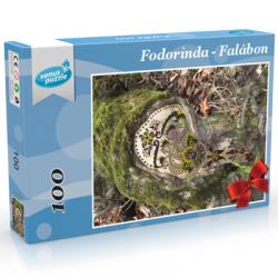 Falábon Fodorinda képből száz darabos kirakó