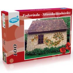Fodorinda Mézeskalácsházikó kirakó