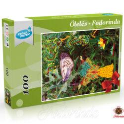 Fodorinda kirakó - Ölelés